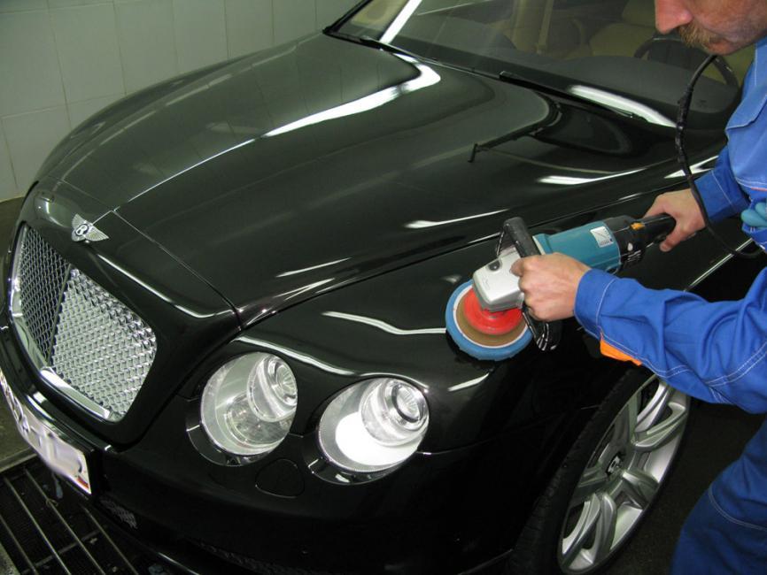 Автохимия - полимеры на защите автомобиля