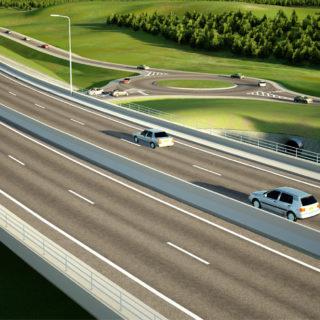 Особенности процесса проектирование автодорог