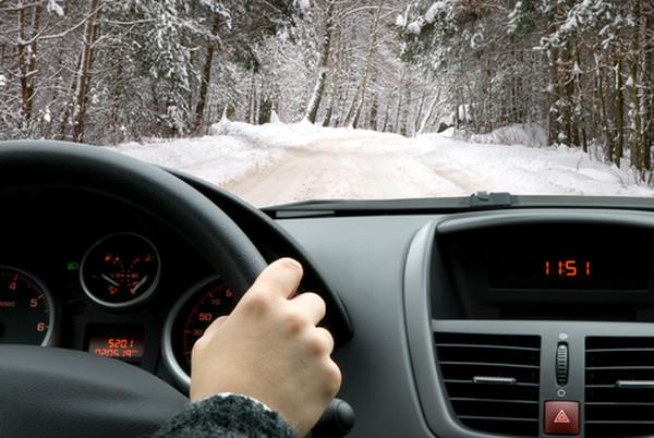 Безопасное вождение по скользким дорогам