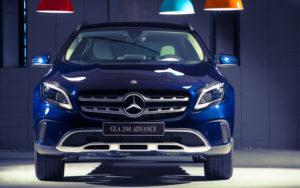 Mercedes-Benz - обновления, а так же скутеры - «Suzuki», «Honda» и «Yamaha»