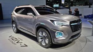 Новый Subaru Ascent. Subaru - японское качество и надежность