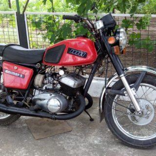 Все о мотоцикле ИЖ Юпитер