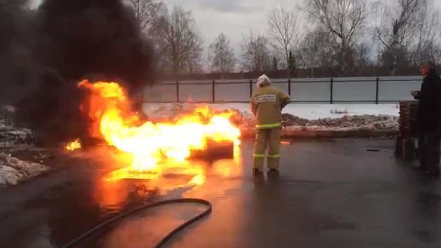 Взрывная способность горючих газов