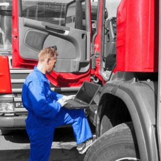 Диагностический сканер для грузовиков TEXA NAVIGATOR TXTsTRUCK