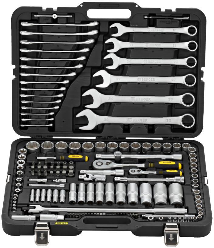 Набор инструментов для ремонта автомобиля, как проявление уважения к нему и к себе.