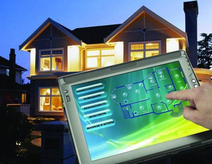 Система «умный дом» - инновационное решение