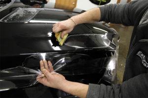 Защитная пленка - новое лицо автомобиля