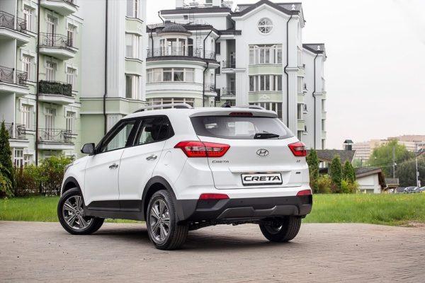 Краткий обзор драйвера Hyundai Creta