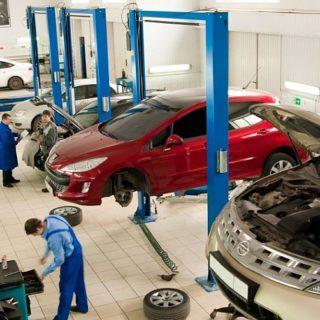 Стабильная работа машины – заслуга СТО