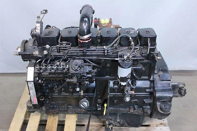 Дизельные двигатели Komatsu.