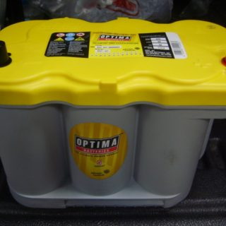 Почему выбирают аккумуляторы Optima