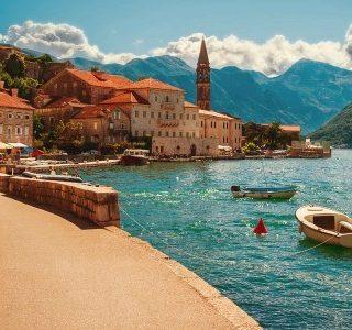 На чем передвигаться в Черногории