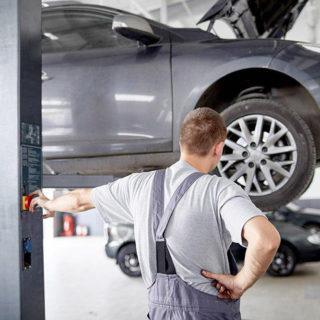 Правильное оборудование и запчасти для мастерской по ремонту автомобилей от STS-Global