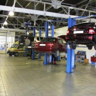 Автосервис в ЮАО - ремонт и обслуживание легковых автомобилей