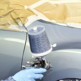 Кузовной ремонт легкового автомобиля