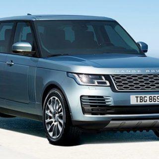 Внедорожники марки Land Rover