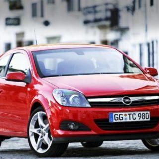 Vybrat Opel s probegom v SPb