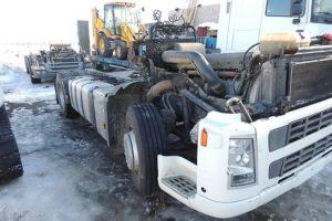 Разборка запчастей грузовых автомобилей