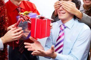 Подарки для мужчин - что выбрать?
