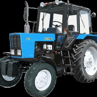 Трактор МТЗ - 80 Беларус
