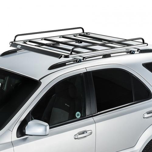 Виды багажников на крышу автомобиля
