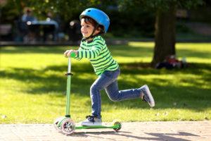 Самокат – инструмент развития ребенка