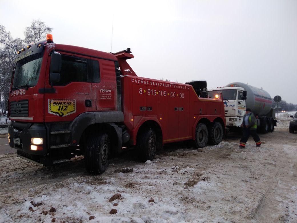 Грузовой эвакуатор, Москва: цена эвакуации спецтехники