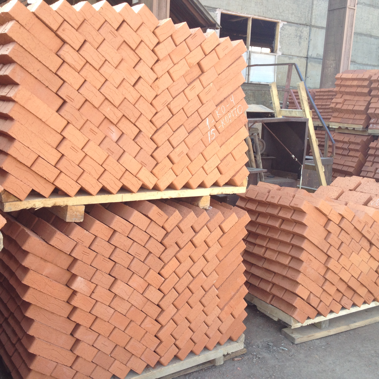 Кирпич: популярный строительный материал
