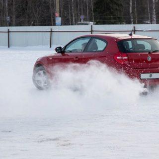 Зимнее экстремальное вождение как необхдимый навык