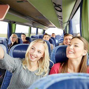 Билеты на самолет, поезд, автобус: можно ли ездить в положении?