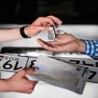 Postanovka avto na registratsionnyj uchyot