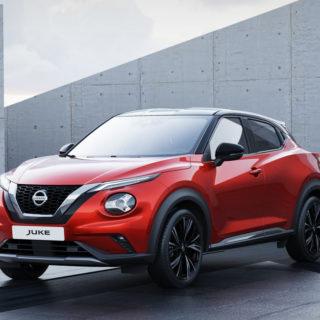 Avtomobili Nissan 2020