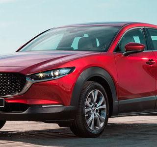 Ves modelnyj ryad Mazda